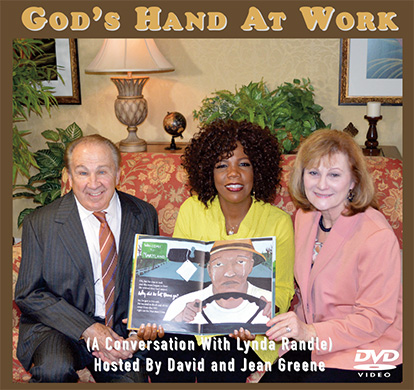 God's Hand At Work-DVD
