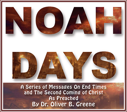 Noah Days Radio Series
