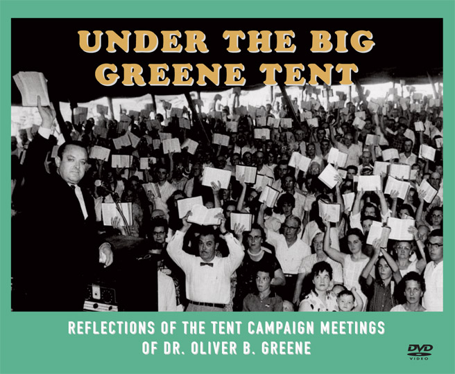 Under The Big Greene Tent-DVD